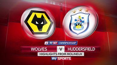 Wolves 3-0 Huddersfield