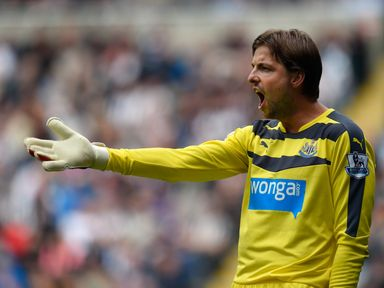 Tim Krul will not play for Newcastle again this season