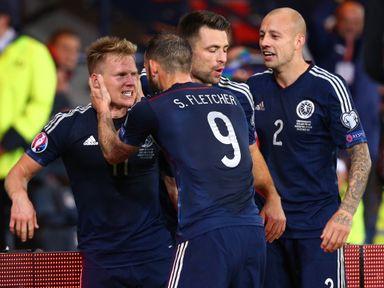 Scotland: Denmark friendly booked