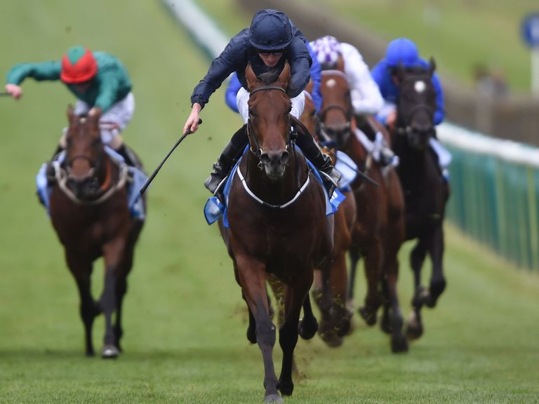 Air Force Blue will run at Newmarket if conditions are suitable