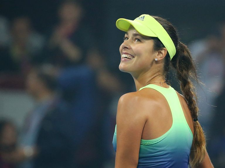 Ana Ivanovic defeats Venus Williams at China Open in ...