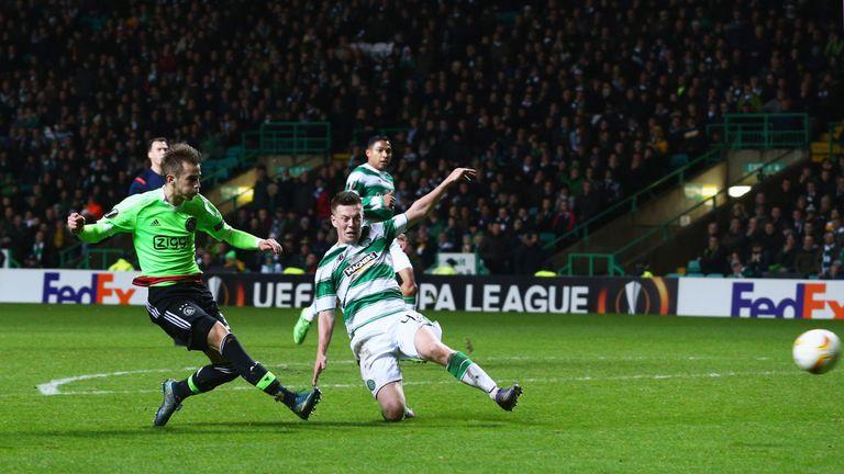 ไฮไลท์  Celtic 1 - 2 Ajax
