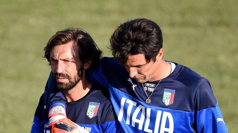 Gianluigi Buffon Young...