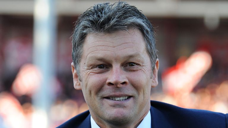 Steve Cotterill was sacked as Bristol City boss
