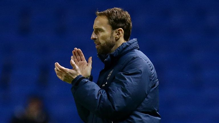 Gareth Southgate is now England Under-21s manager