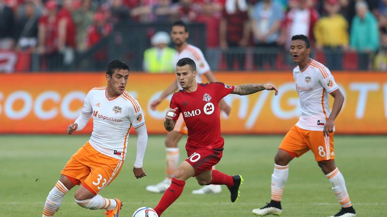 Houston Dynamo struggled away from home during the 2015 season