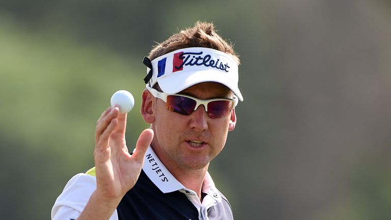 Ian Poulter is keen to get his career back on track