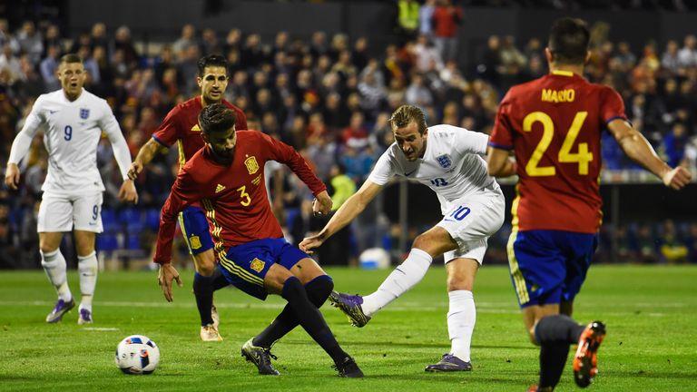 Angleterre - Espagne