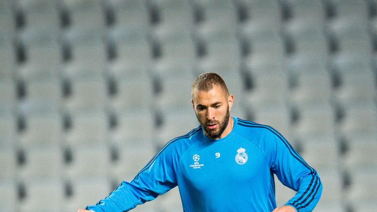 Karim Benzema continues to be an important player for Real