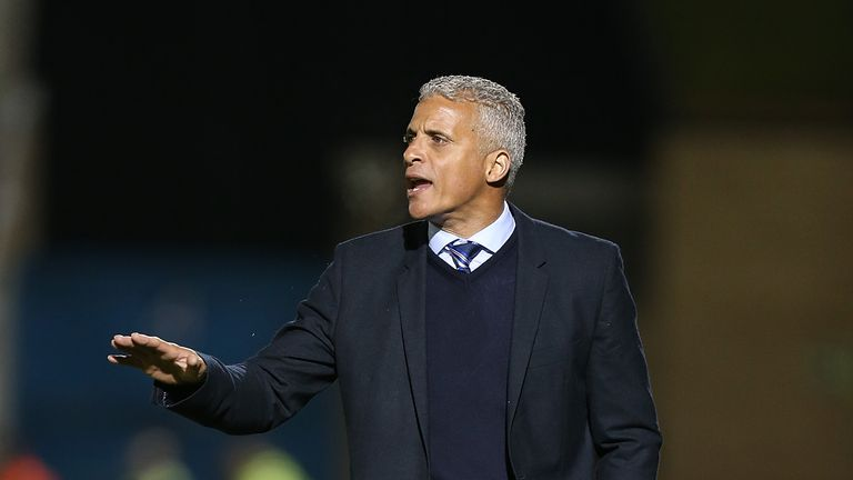 Keith Curle has spent two-and-a-half years as Carlisle manager