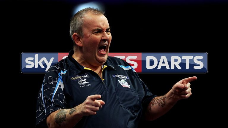 watch live darts now
