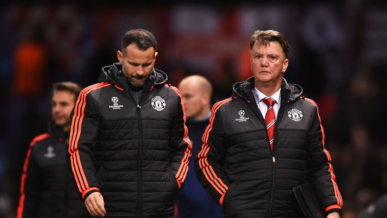 Ryan Giggs has worked as Louis van Gaal's assistant manager since 2014