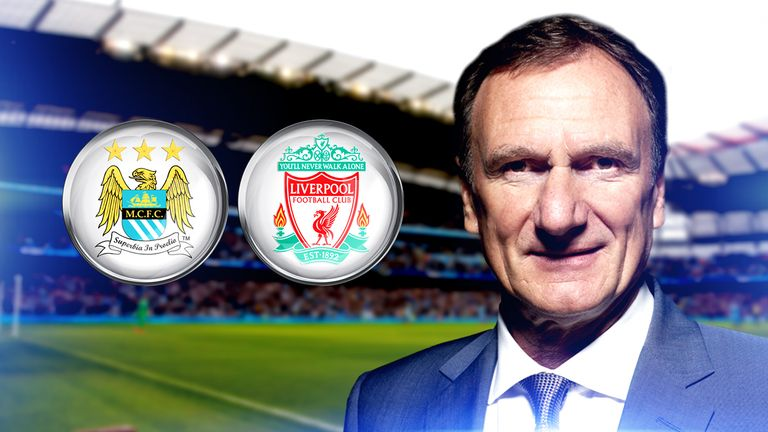 Soccer Saturday pundit Phil Thompson picks his combined Man City-Liverpool XI