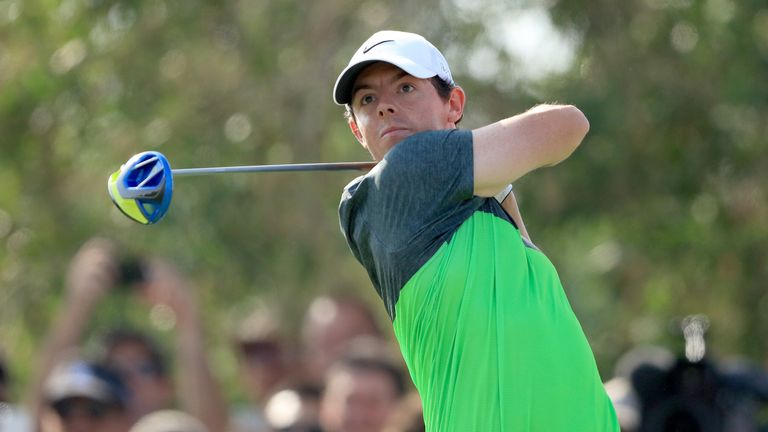 Rory McIlroy is looking forward to his first trip to Riviera Country Club