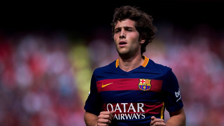 Sergi Roberto has been in superb form this season so far