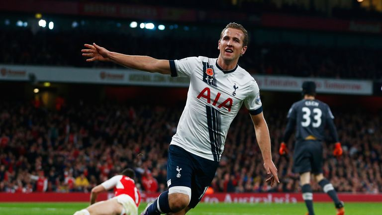 Harry Kane has been in fine goalscoring form under Mauricio Pochettino