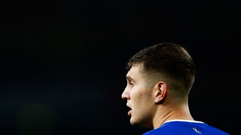 Everton defender John Stones has recovered from a recent hamstring problem