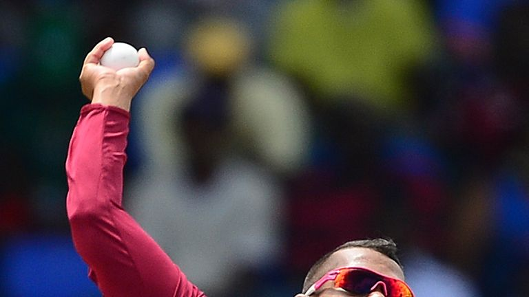 Sunil Narine suspended from bowling after action found