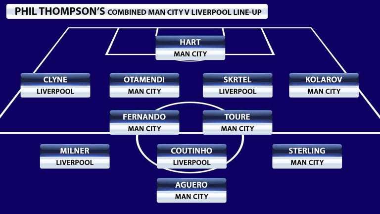 Thommo's Man City-Liverpool XI