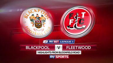 Blackpool 1-0 Fleetwood