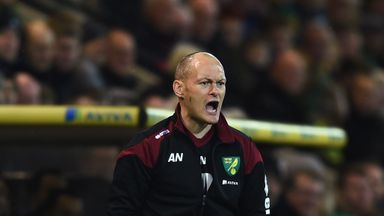 Alex Neil remains in buoyant mood for the visit of West Ham