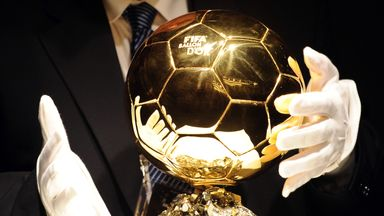 The winner of the 2015 Ballon d'Or will be announced in Zurich on January 11