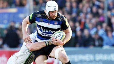 Dave Attwood has signed a new deal with Bath