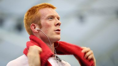 Ed Clancy suffered a slipped disc in September