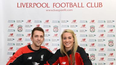 Gemma Bonner puts pen to paper on new deal with Liverpool Ladies