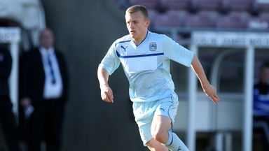 George Thomas: has extended his loan at Yeovil Town