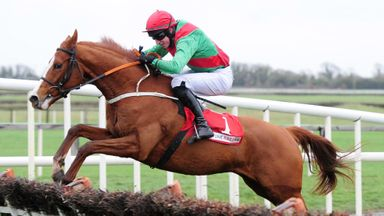 Rashaan will head to Aintree rather than Cheltenham
