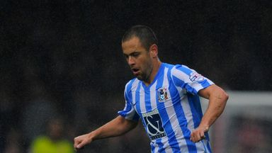 Joe Cole is set to leave Coventry City to join Tampa Bay Rowdies