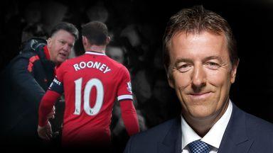 Matt Le Tissier says Wayne Rooney is struggling in Louis van Gaal's system