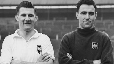 Joe Marston, the first Australian to play in an FA Cup final, has died at the age of 89