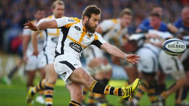Ruaridh Jackson is off to Quins this summer