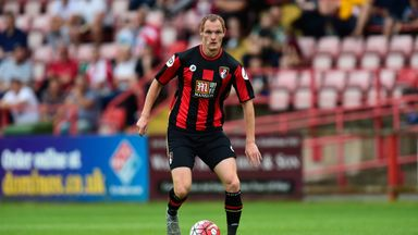 Shaun MacDonald has signed a new deal with Bournemouth
