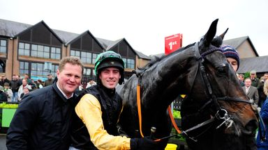 Shantou Flyer will have a prep race before Cheltenham