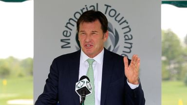 Sir Nick Faldo thinks the number of rookies likely to be in Europe's team gives the USA the edge