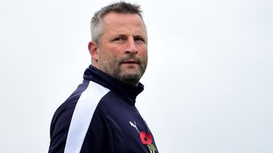 Tony Humes - sacked by Colchester