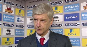 Wenger: We looked jaded