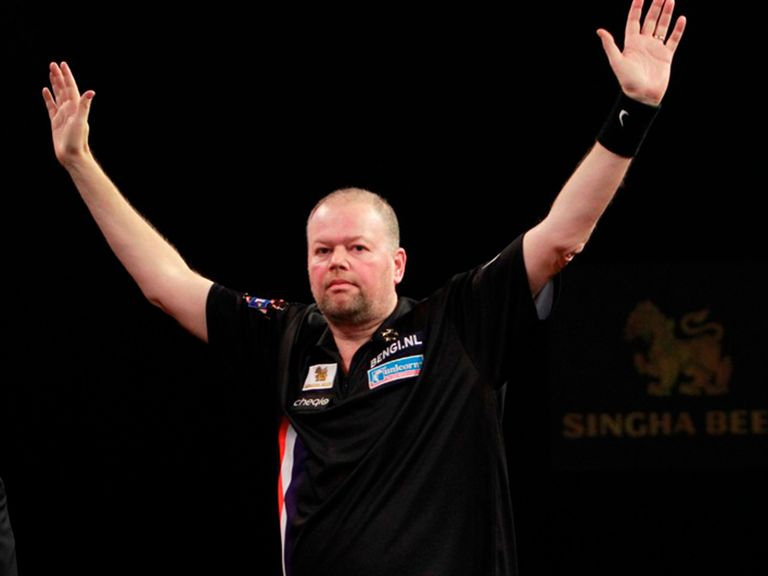 pdc darts results