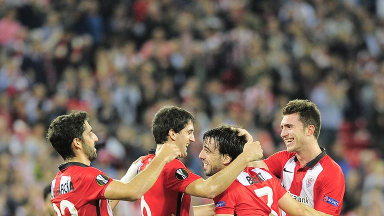 Athletic Bilbao have played the most games of any team in Europe's top leagues
