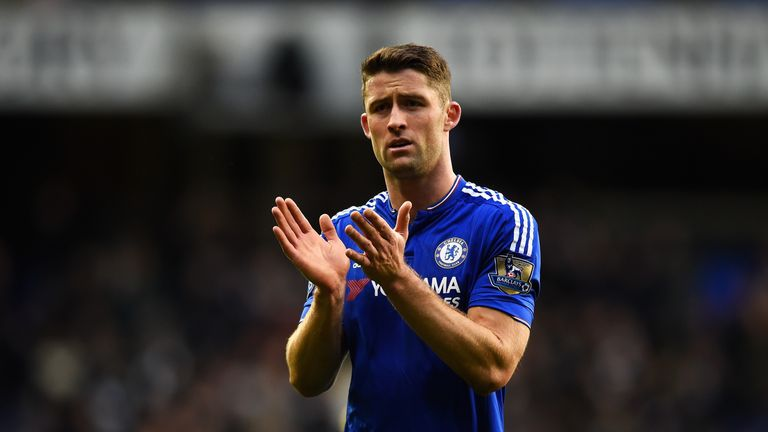 Defender Gary Cahill says Chelsea face a make-or-break week