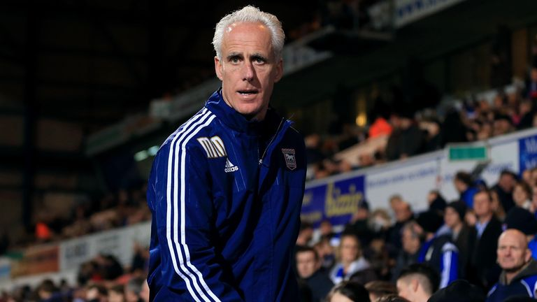Mick McCarthy: Impressed by Bolton's display