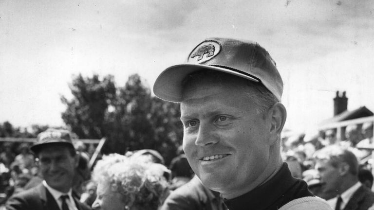 Jack Nicklaus won the first of his 18 majors at Oakmont in 1962, beating Arnold Palmer in an 18-hole play-off