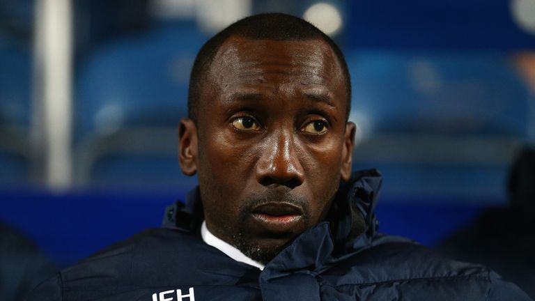 Jimmy Floyd Hasselbaink's men have won just one in six