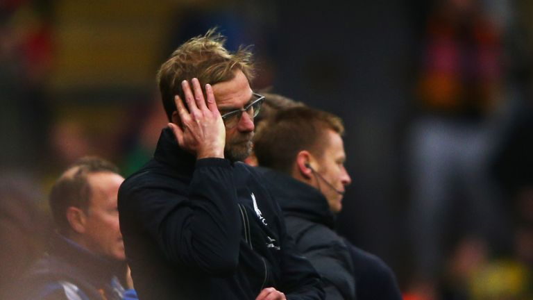 Jurgen Klopp hoping not to get blown away at Sunderland