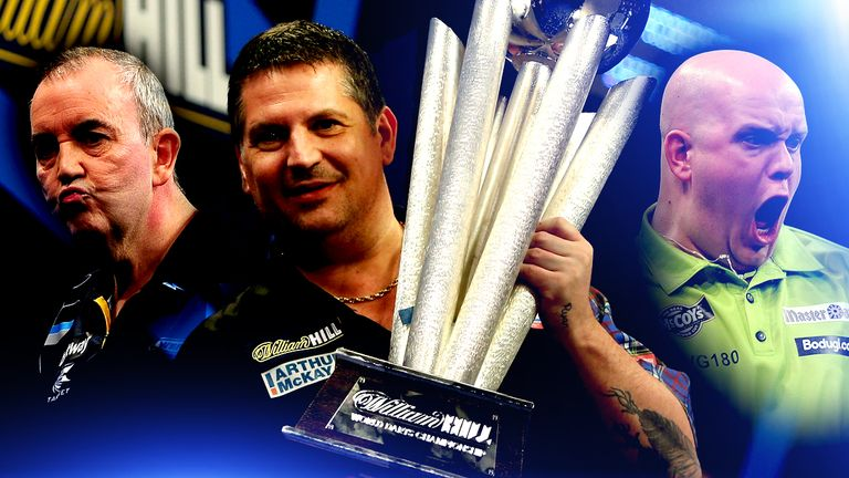 list of darts world champions