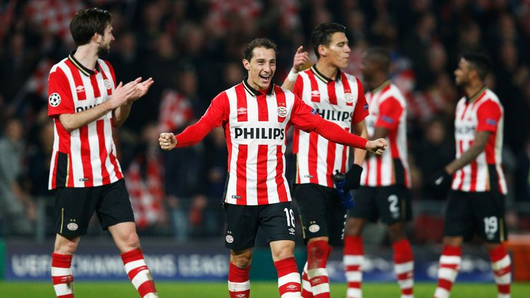 PSV moved four points clear at the top of the Eredivisie