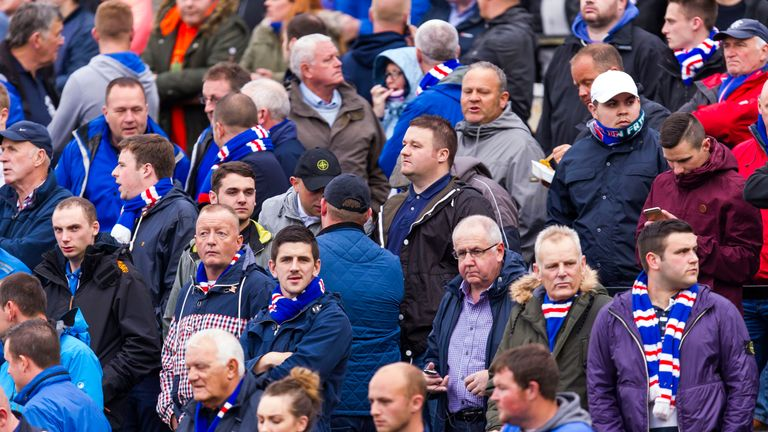 Rangers will take 3,000 fans to Raith Rovers on Saturday and many of them will be affected by the bridge closure